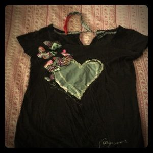 Desigual T-Shirt Size S in good condition